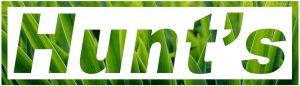 Hunts Lawn Service Logo
